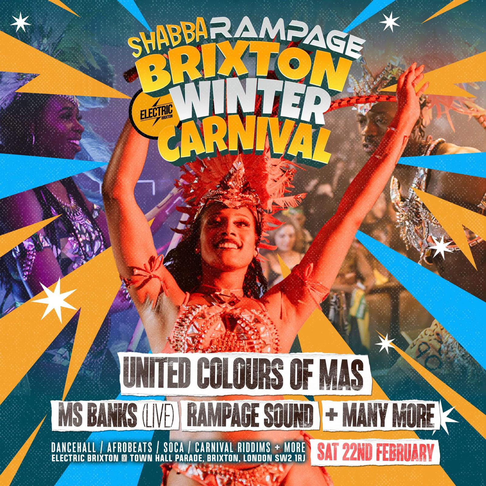 Brixton Winter Carnival 2020