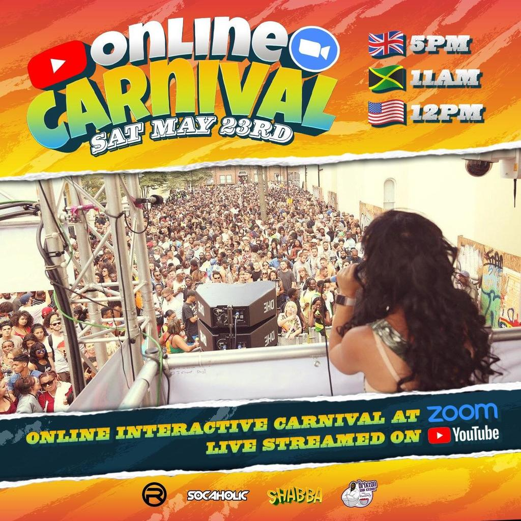 Online Carnival (23rd May 2020)