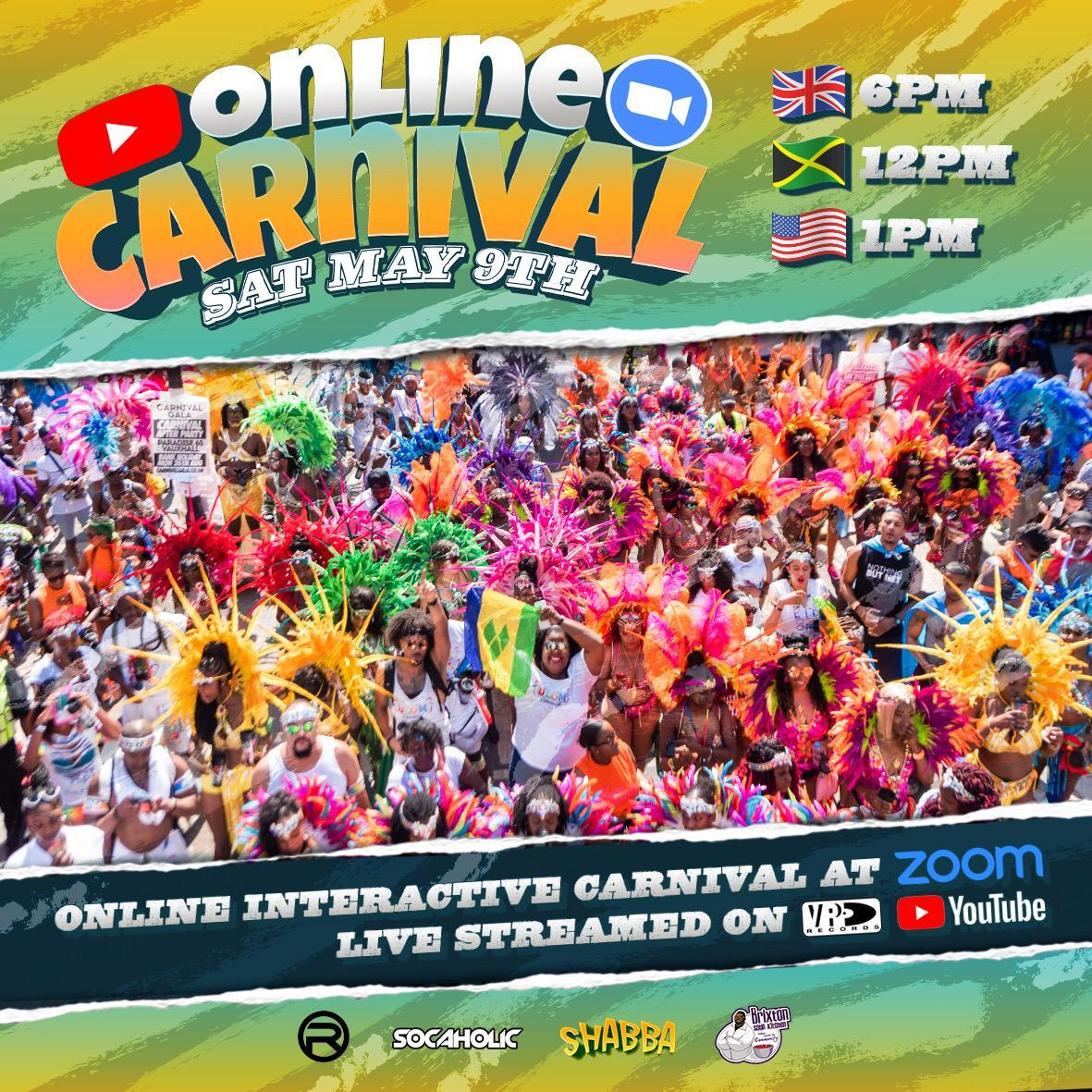 The Online Carnival