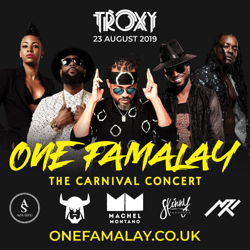 One Famalay - The Carnival Concert