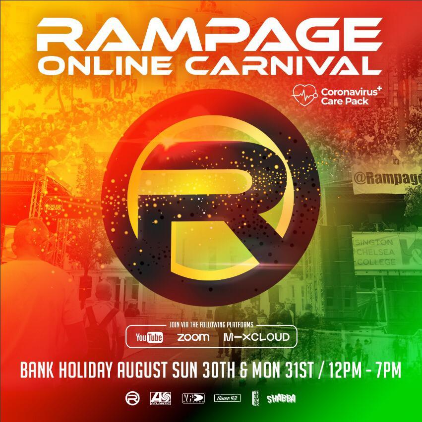 Rampage Online Carnival