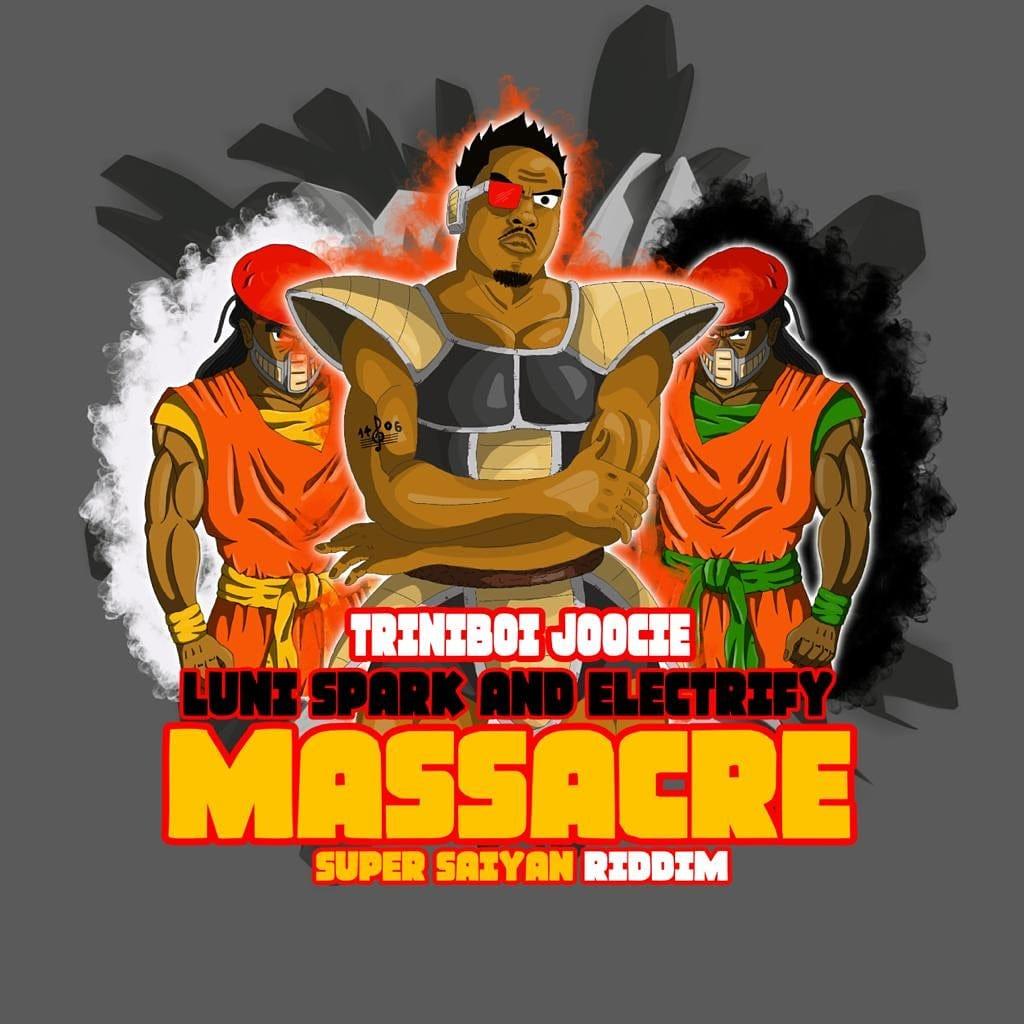 Triniboi Joocie x Luni Spark x Electrify - Massacre
