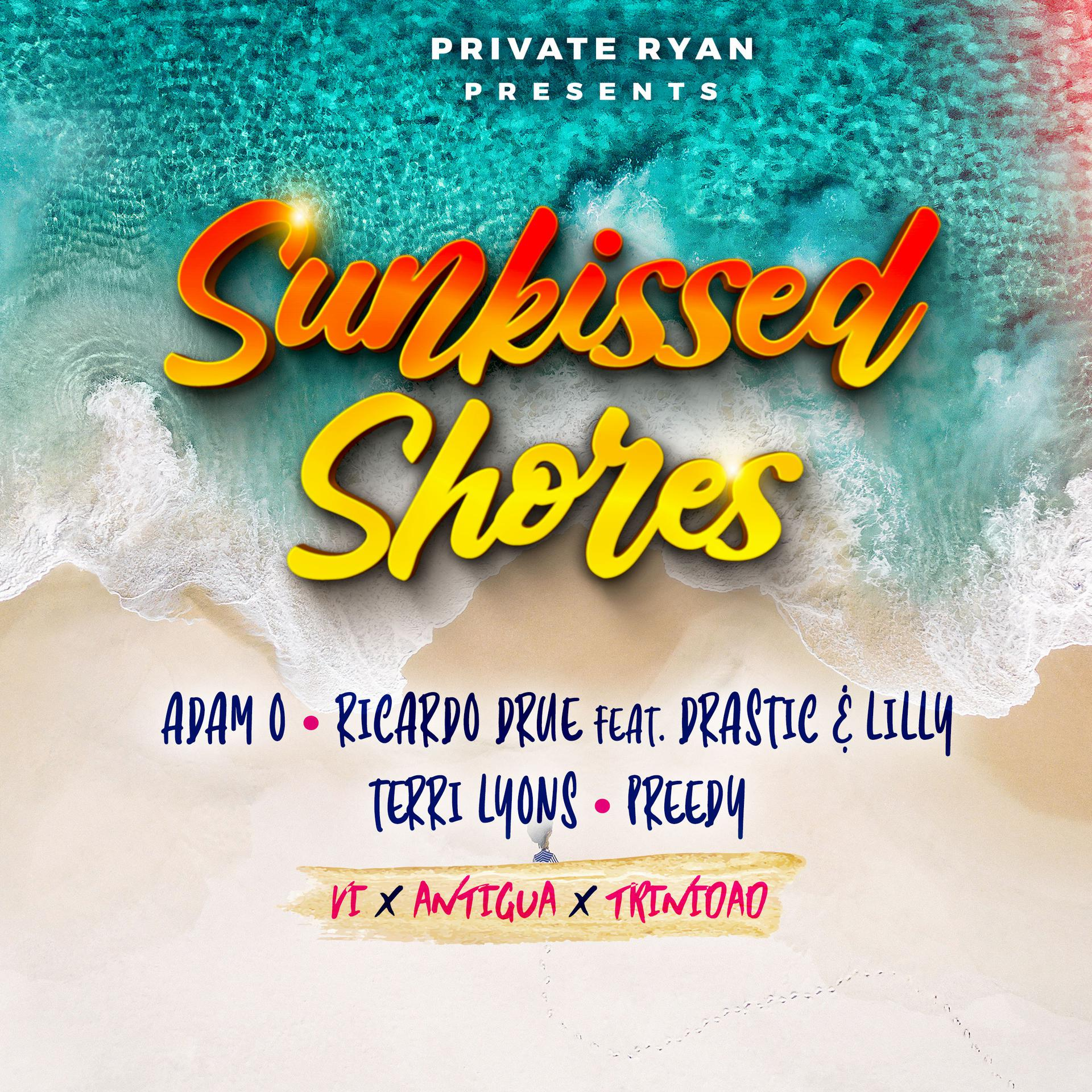 DJ Private Ryan Presents Sunkissed Shores EP