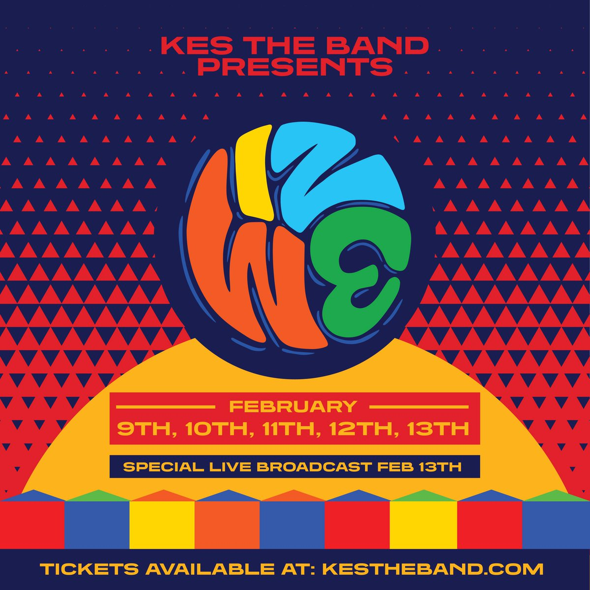 Kes The Band IzWe