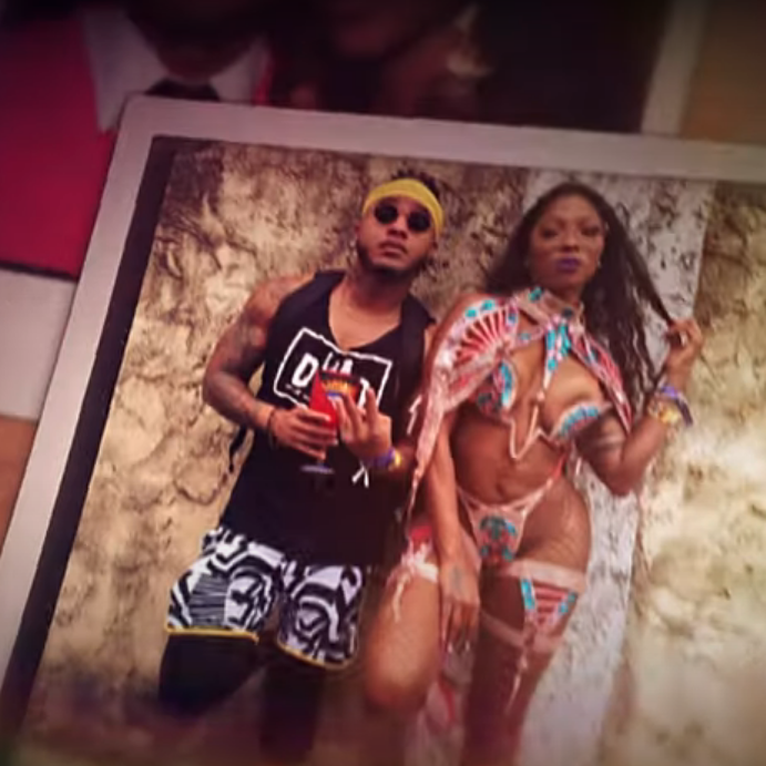 Ricardo Drue x Patrice Roberts - Toxic Love Official Music Video