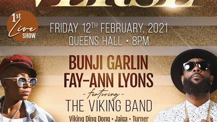 Verse - Bunji Garlin & Fay-Ann Lyons In Concert