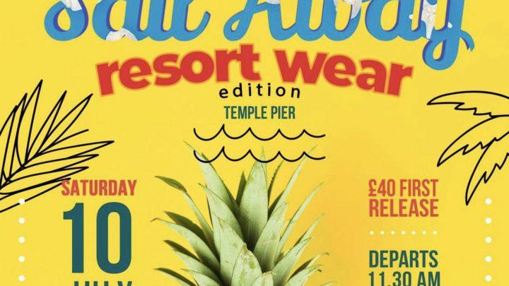 Sail Away – The Resort Wear Edition