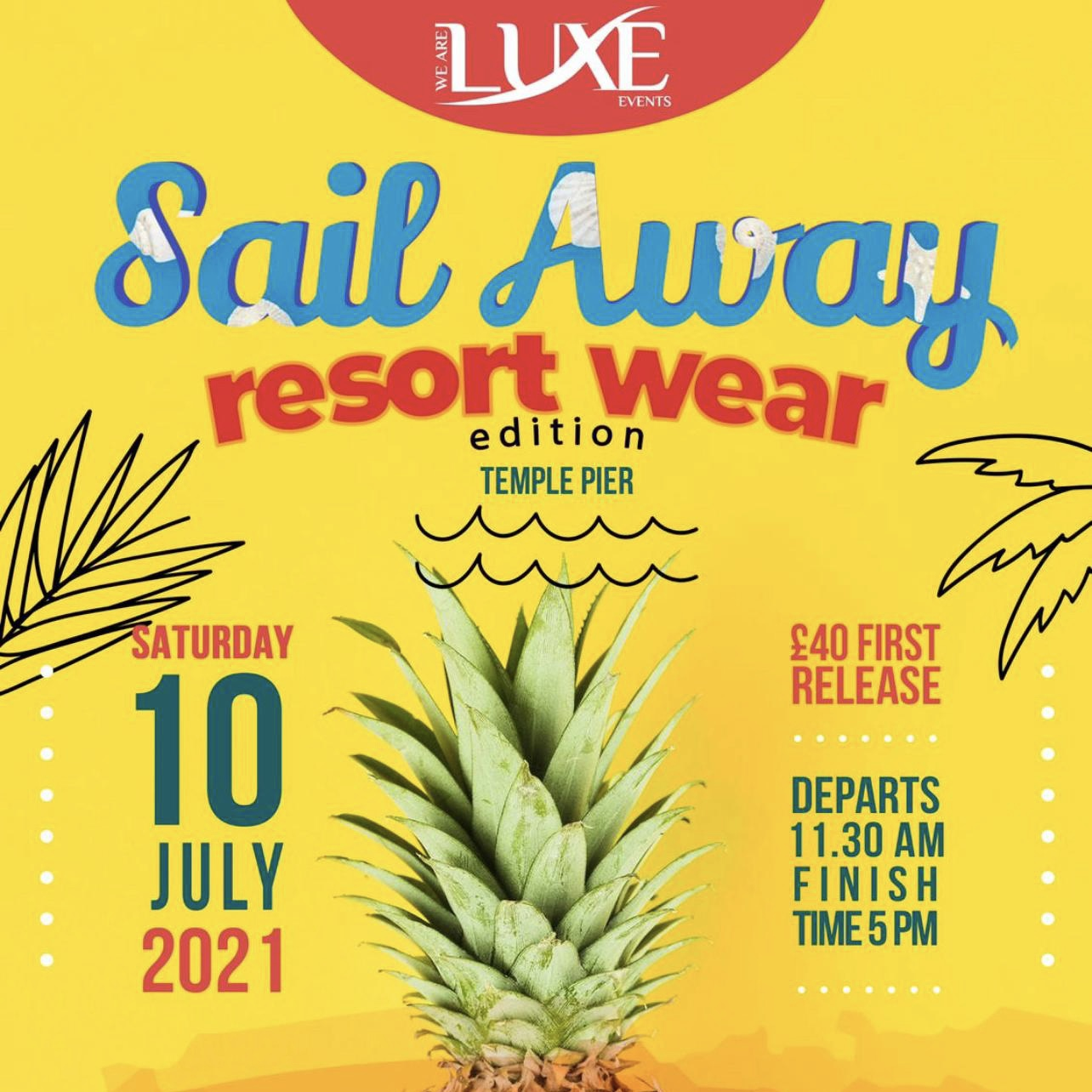Sail Away – The Resort Wear Edition