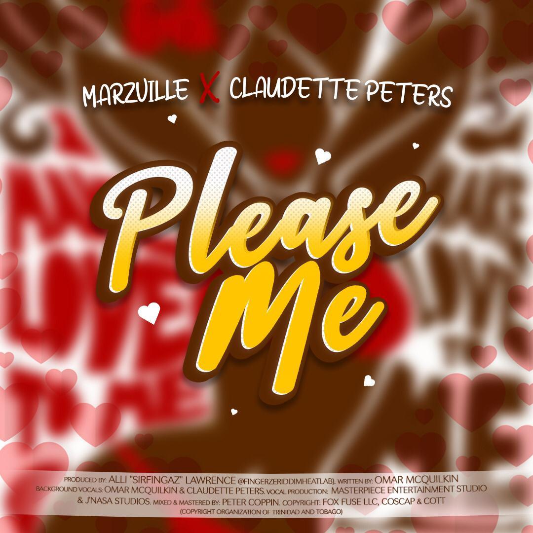 """MarzVille x Claudette Peters """"Please Me"""""""