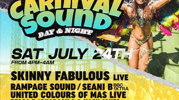 Carnival Sound Day & Night Party