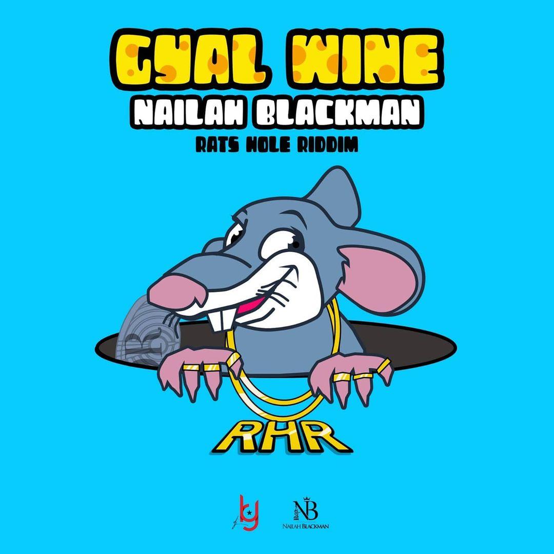 Nailah Blackman Gyal Wine