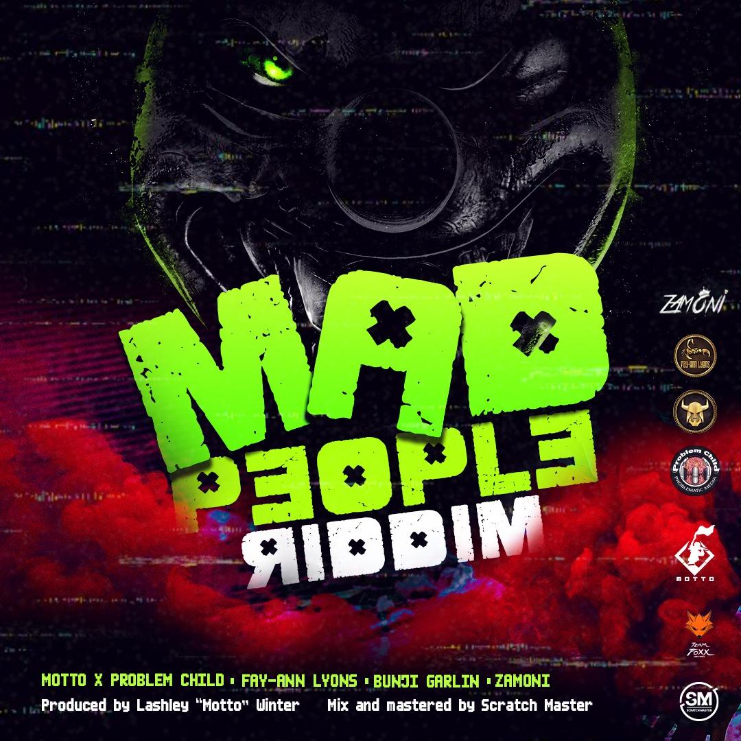 Mad People Riddim