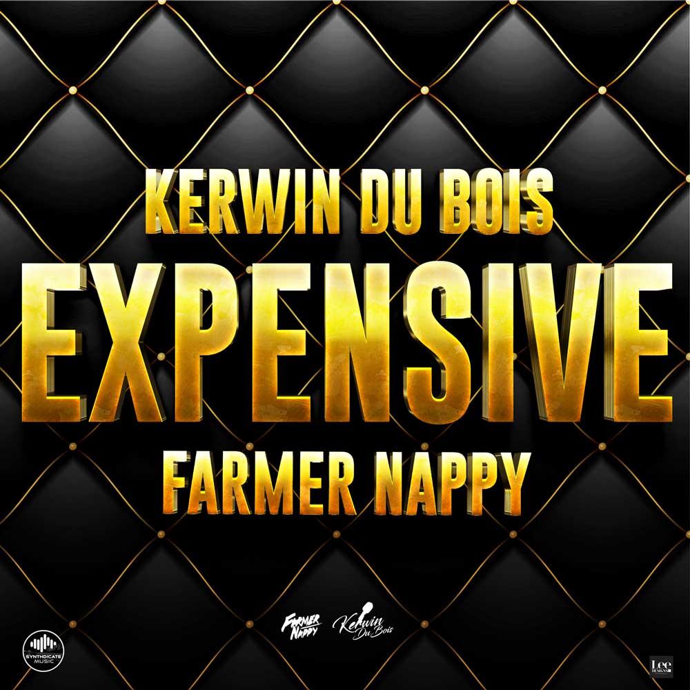 "Kerwin Du Bois x Farmer Nappy ""Expensive"""
